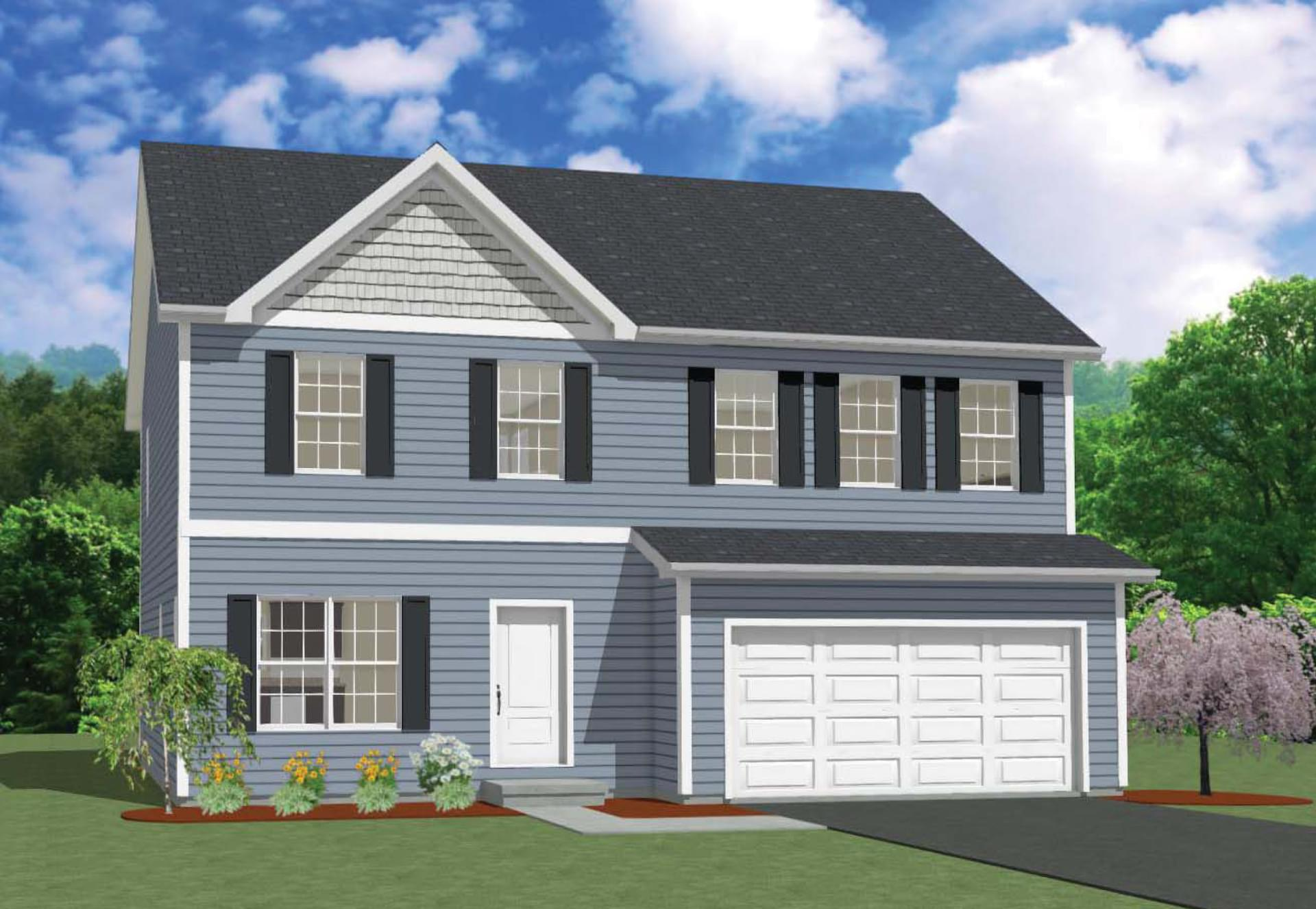 - Available Brennan Homes Floorplan