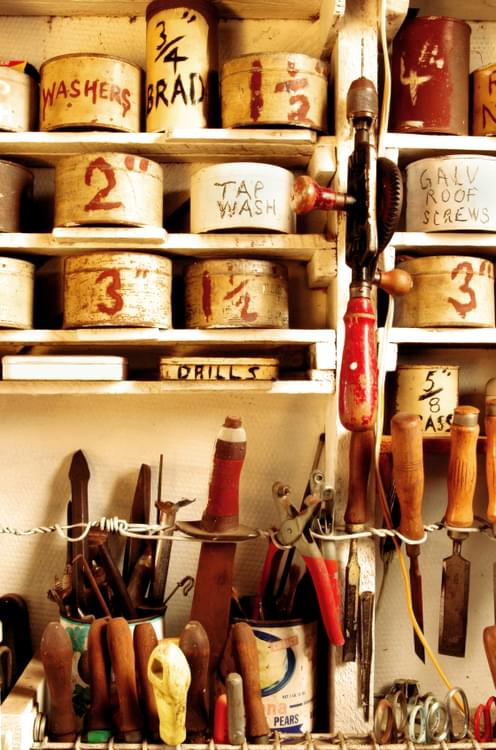 6 tips for organizing your garage
